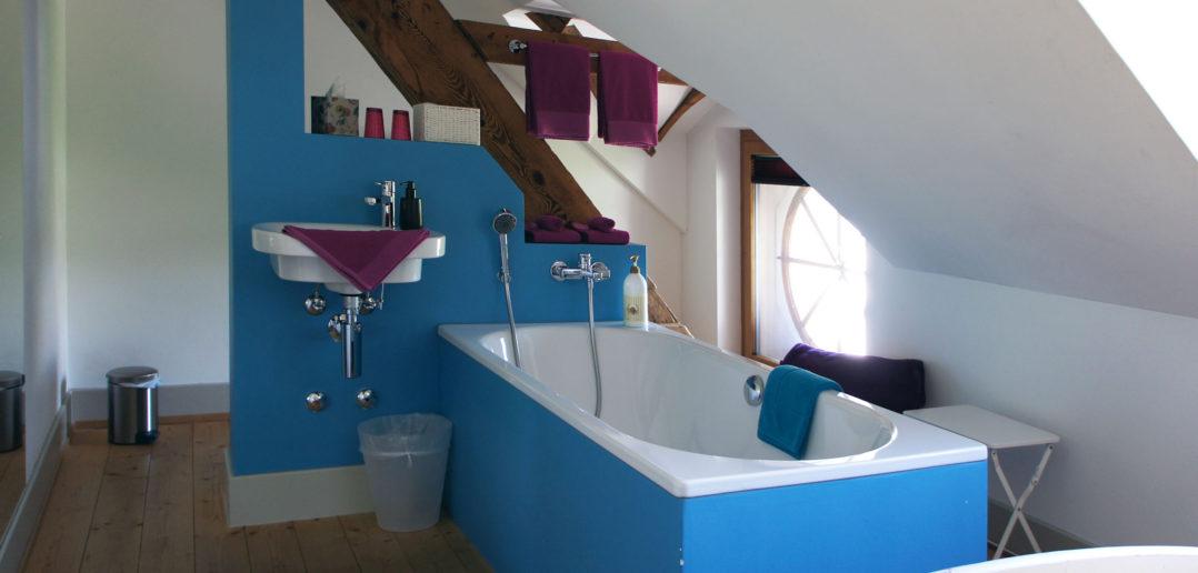 Jedes Zimmer ist anders –Kulturhotel Guggenheim, Liestal © Simon Heiniger / Architektur Basel