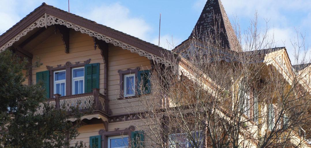 «Pümpin-Haus», Gelterkinden © Architektur Basel