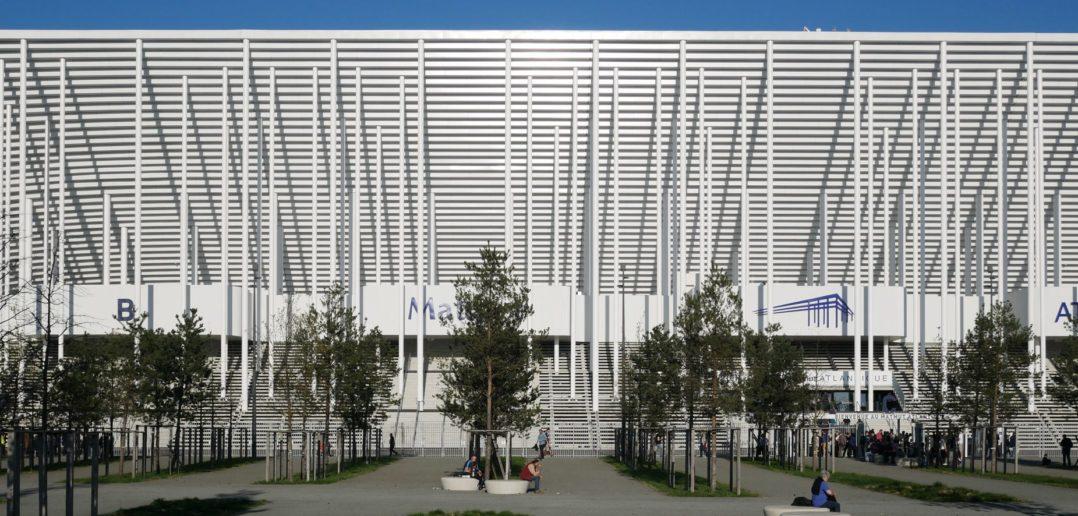 Stade Matmut Atlantique in Bordeaux von Herzog & de Meuron © Architektur Basel