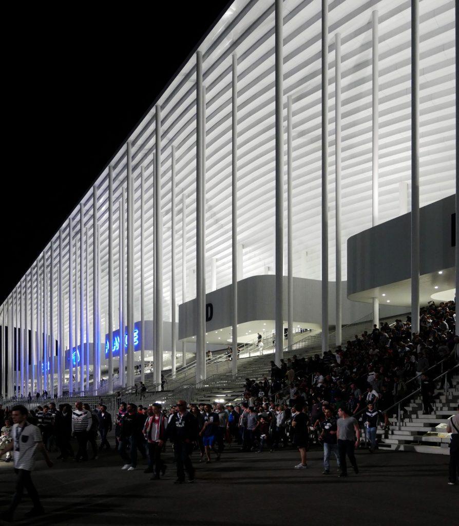 Ein fussball tempel f r bordeaux architekturbasel - Architektur basel ...
