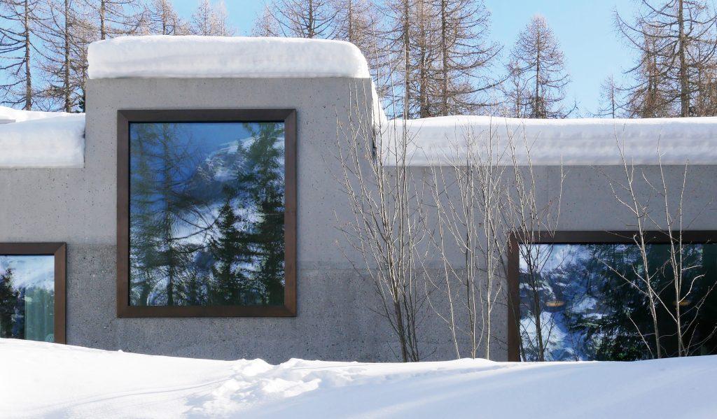 Waldhaus Spa von Miller & Maranta © Architektur Basel