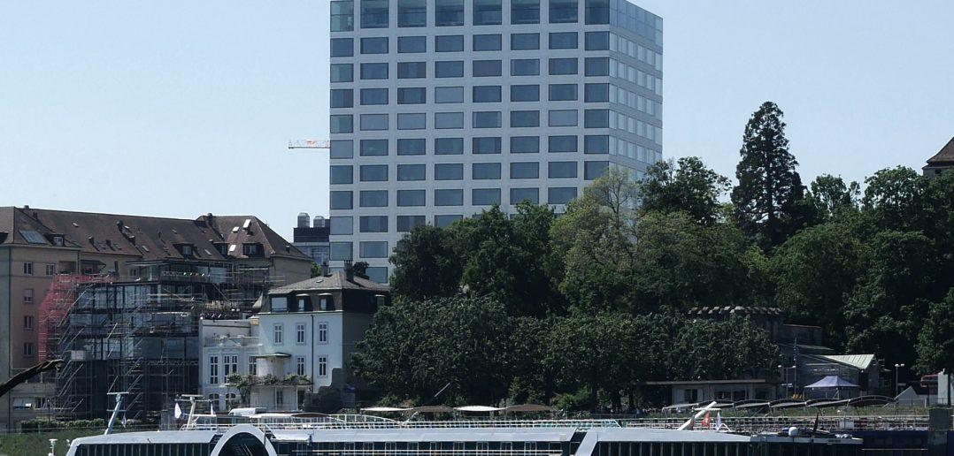 Neubau Biozentrum von Ilg Santer Architekten © Architektur Basel