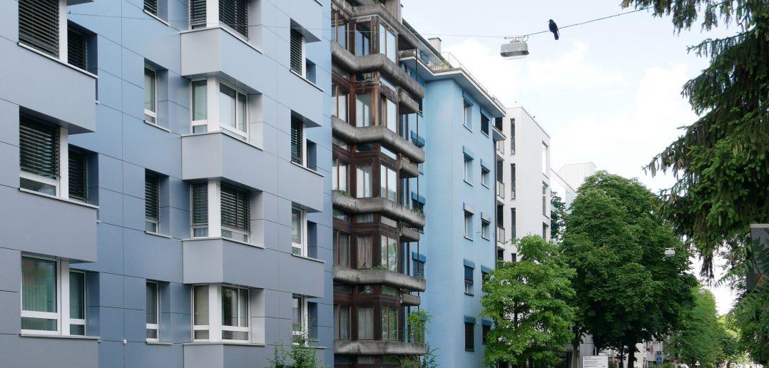 Wohnhaus Dornacherstrasse 174 von Architekt Rolf Müller © Architektur Basel