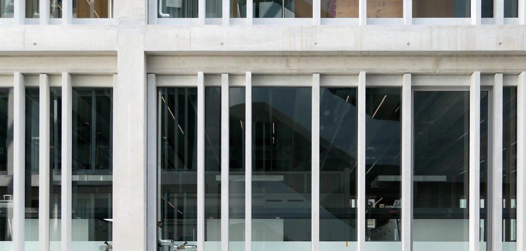 Kubuk FHNW Campus Muttenz von pool Architekten © Architektur Basel