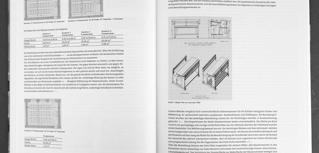 """""""Bauten für die Bildung"""" von Ernst Spycher, 2018 © Schwabe Verlag"""