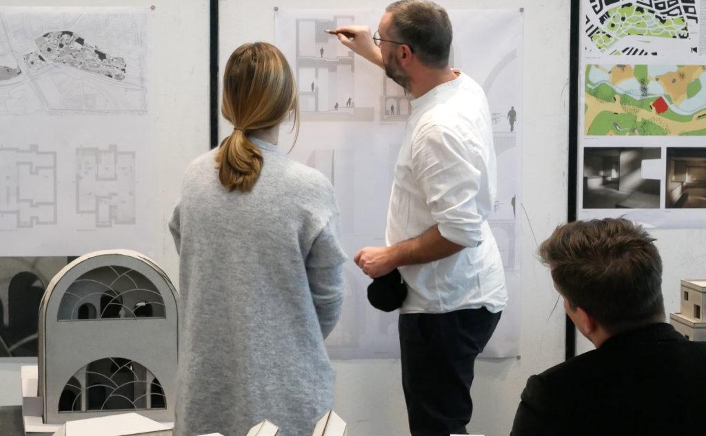 Schlusskritiken FHNW Frühjahrssemester 2018 © Architektur Basel
