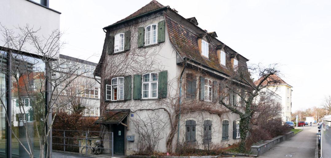 Burkhardt`sche Landhaus © Architektur Basel