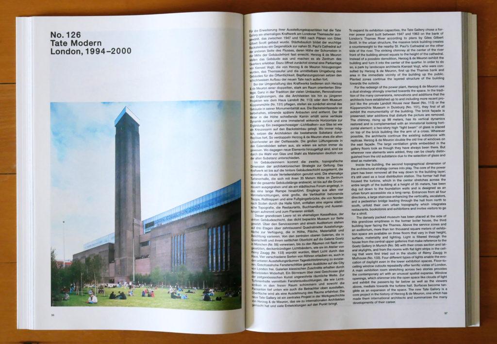 Herzog & de Meuron 1978-1996, Birkhäuser, 2018
