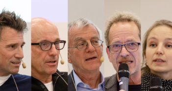 Podiumsgespräch: Nauentor, Oppenheim und co. Was bringen Hochhäuser und Stadtverdichtung? © Architektur Basel