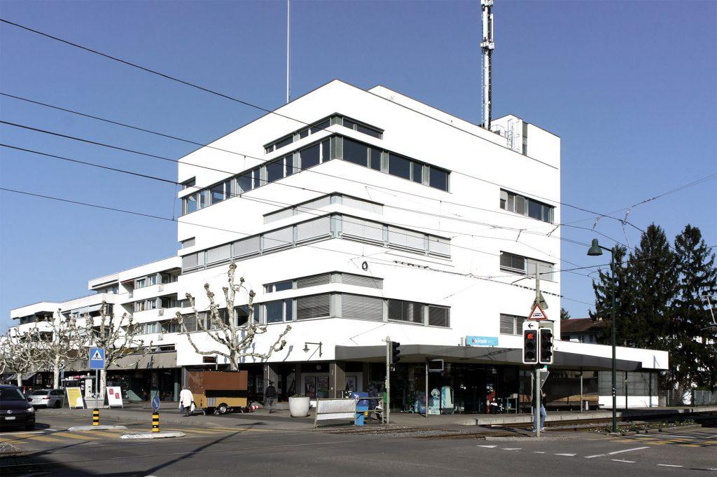 Post- und Telefonzentrale, Muttenz © Architektur Basel