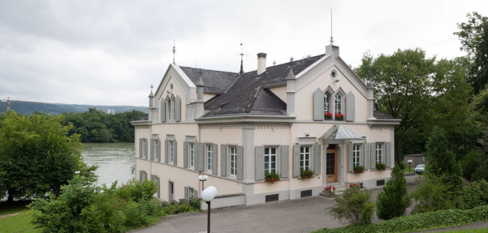 Villa Glenck, Pratteln © Börje Müller Fotografie