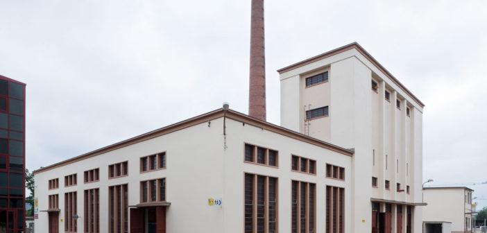 Maschinen- und Kesselhaus Rheinsalinen, Pratteln © Börje Müller Fotografie