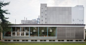 Ehemaliges Wohlfahrtsgebäude, Pratteln © Börje Müller Fotografie