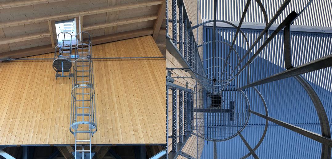 Werkhof Sissach © VOSS Architects Ebeling Architekten