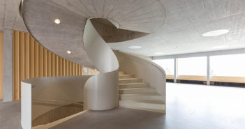 Primarschule Pfeffingen ©Architektur Basel