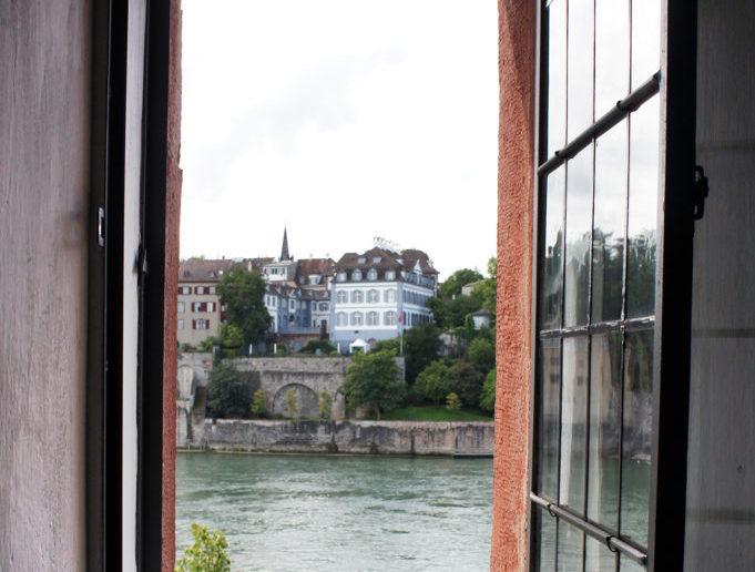 Pulverturm beim Waisenhaus © Architektur Basel