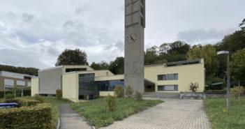 Reformierte Kirche Bottmingen © Architektur Basel