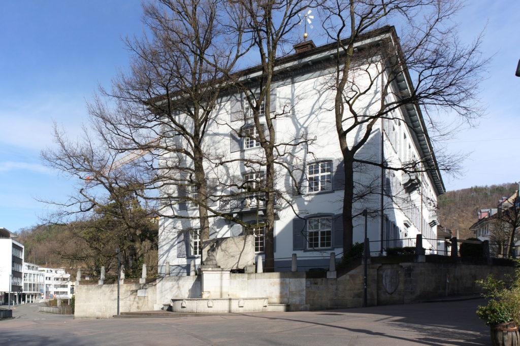 Regierungsgebäude Liestal © Architektur Basel