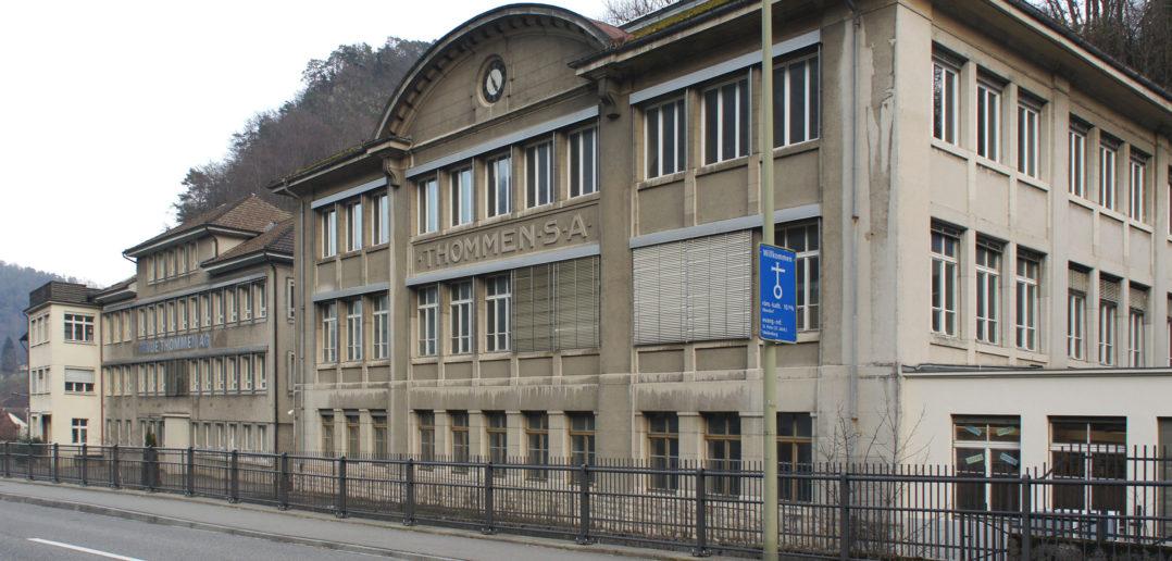 Revue Thommen, Hauptstrasse Nr. 87, Waldenburg, 2019 © Architektur Basel