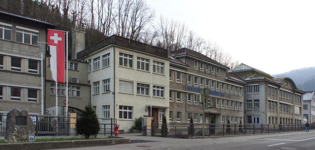 Revue Thommen, Waldenburg, 2019 © Architektur Basel