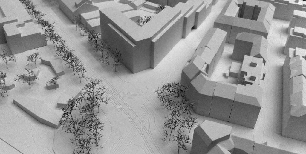 Wettbewerbsbeitrag Rhabaran Hürzeler / BGM Architekten