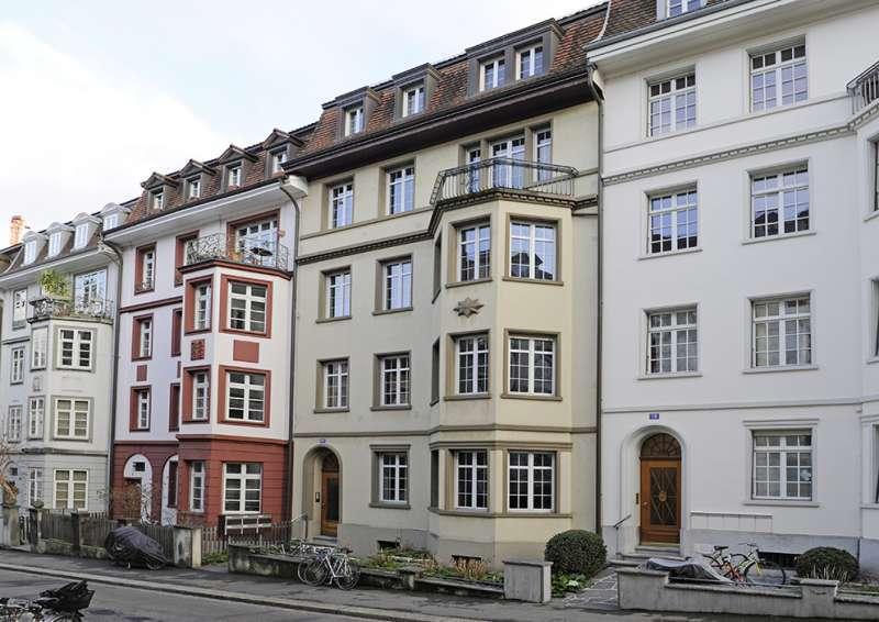 Wohnhaus Rheinländerstrasse © Gewona Nord-West