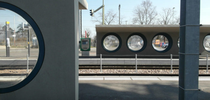 Tramhaltestelle Freilager / Kunz und Mösch / © Architektur Basel