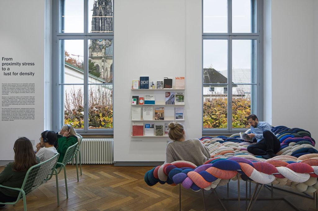 S AM Ausstellungsfoto Dichtelust © Foto: Tom Bisig