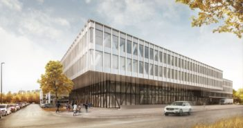 Neubau Hauptsitz SKAN in Allschwil © Burckhardt+Partner