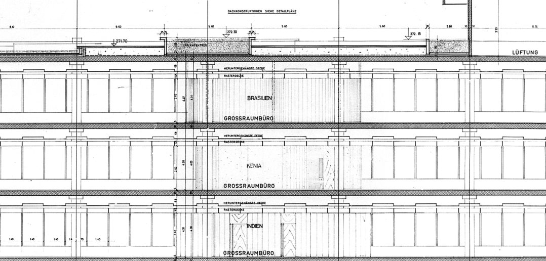 Brasilien, Kenia oder doch lieber nach Indien? Plan: Burckhardt+Partner AG Architekten Generalplaner