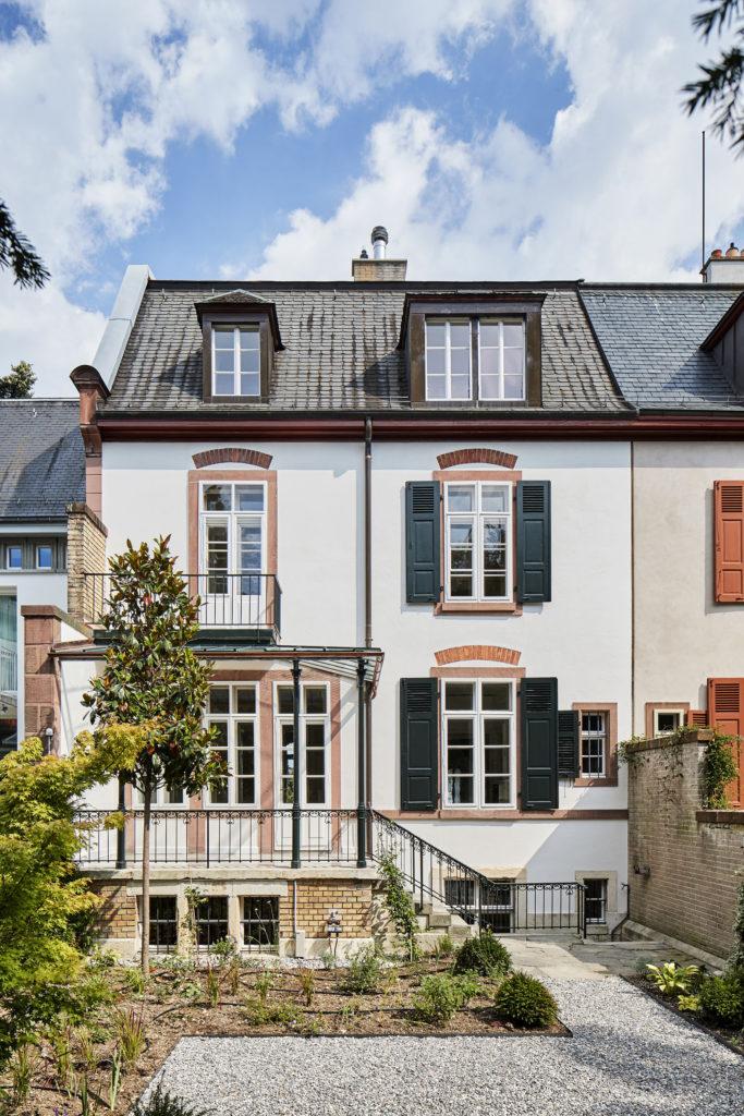 Einfamilienhaus Angensteinerstrasse © Bernard Jaggi