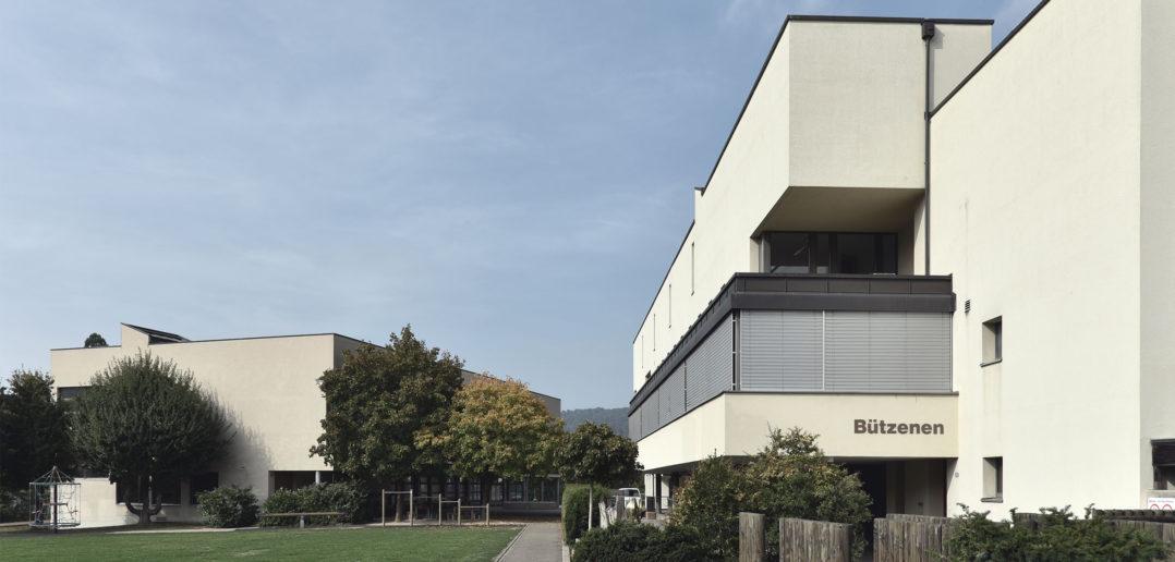 Schulhaus Bützenen, Sissach © Architektur Basel