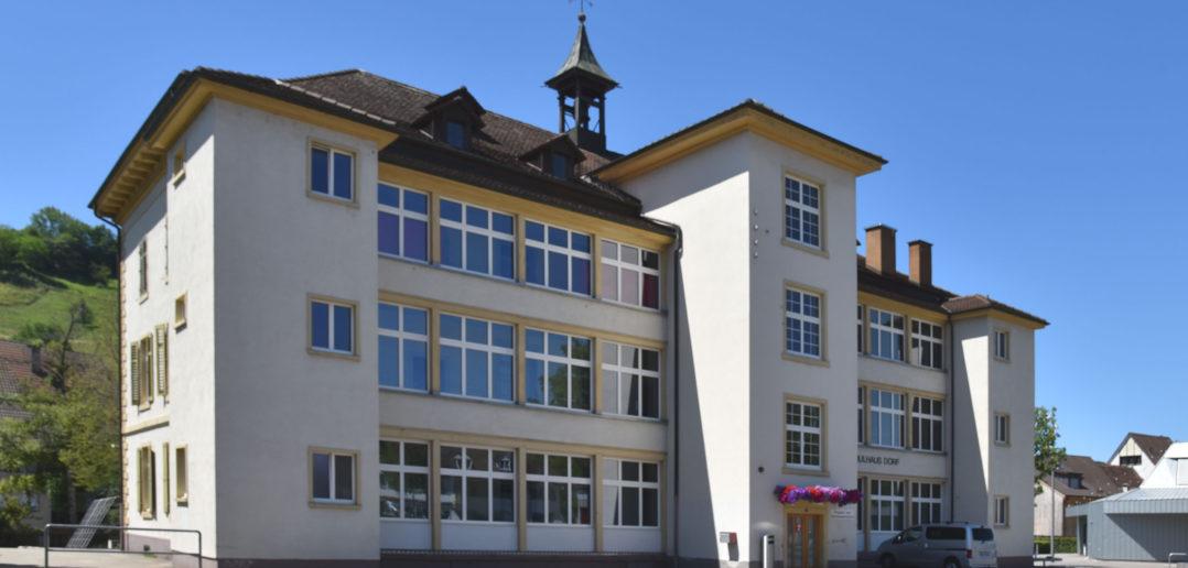 Schulhaus Bubendorf © Architektur Basel