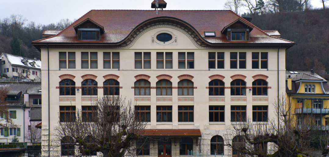Ehemaliges Schulhaus, Grellingen © Architektur Basel