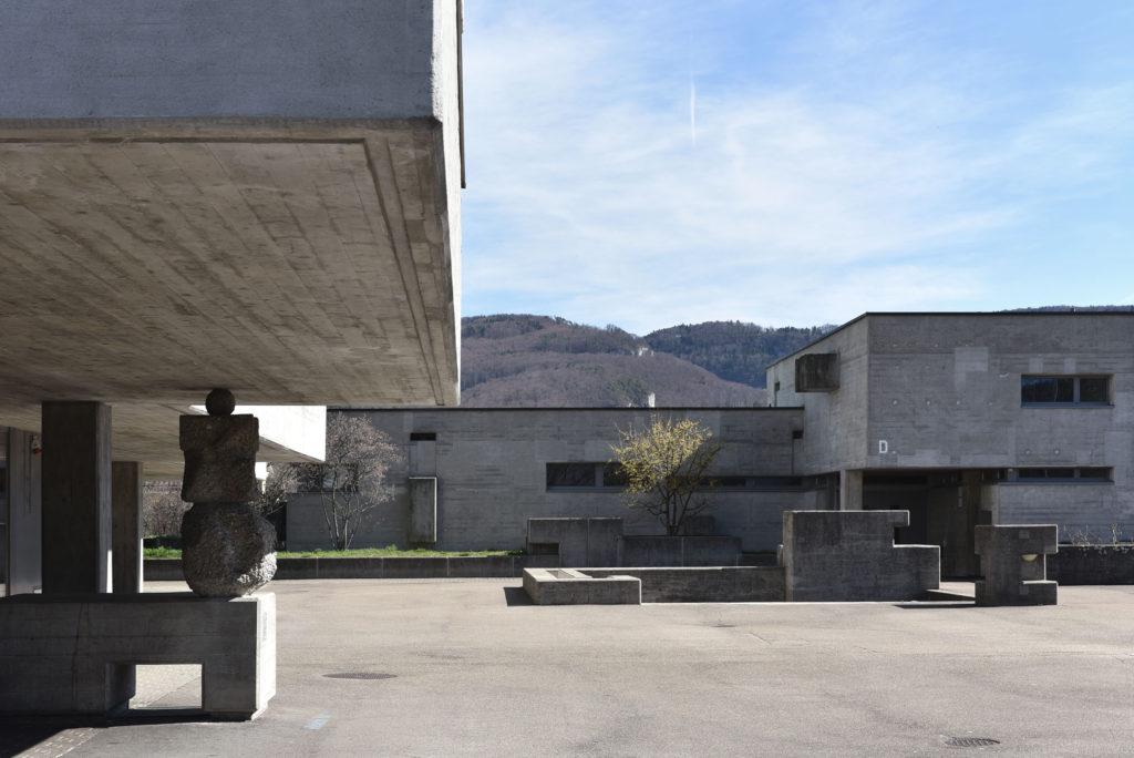 Schulhaus Neumatt, Aesch © Architektur Basel