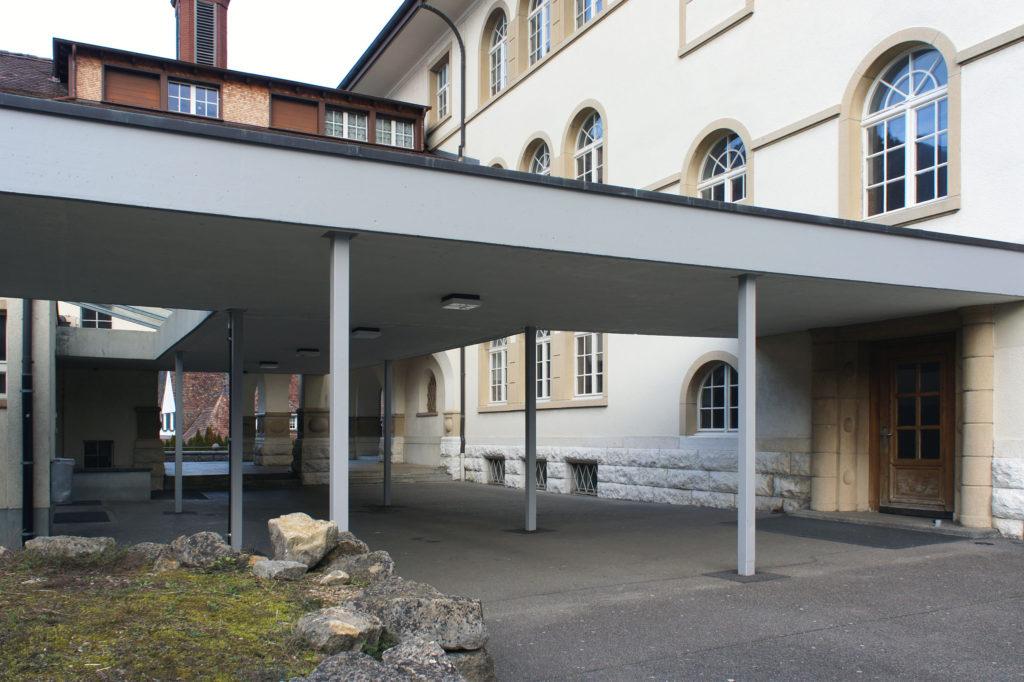 Schulhaus Rotacker, Liestal © Architektur Basel
