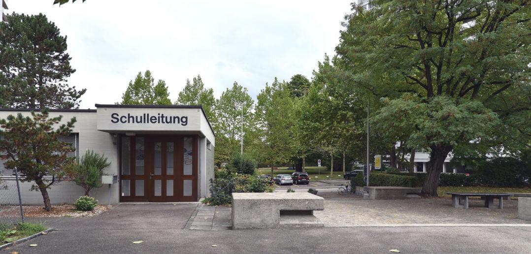 Sekundarschule Rheinpark, Birsfelden © Architektur Basel