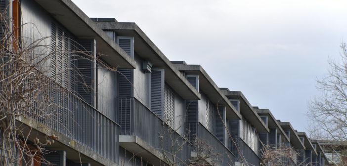 Wohnsiedlung Spittelhof, Biel-Benken © Architektur Basel