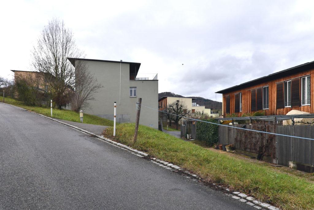 Wohnüberbauung «Im Eich», Frenkendorf © Simon Heiniger / Architektur Basel