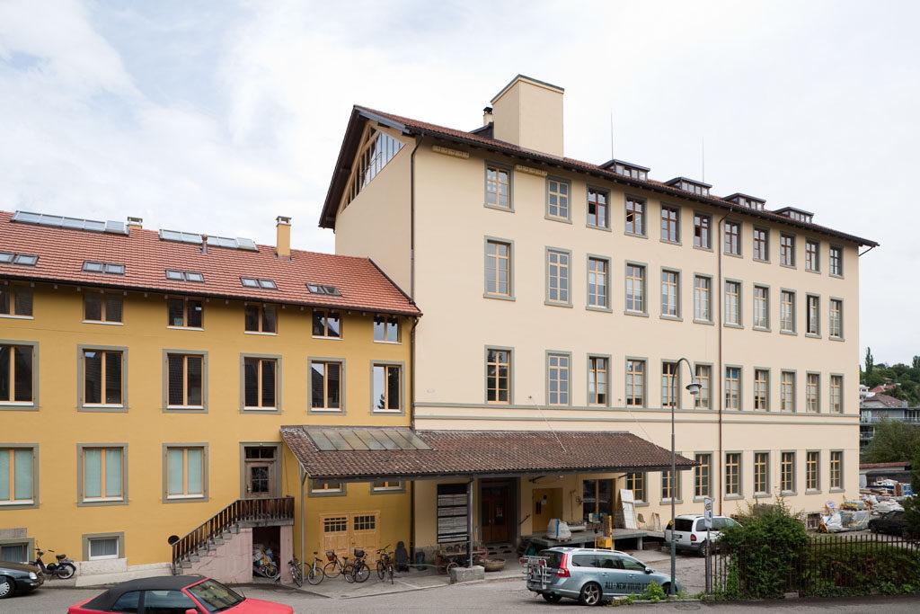 Obere Fabrik, Sissach © Börje Müller Fotografie