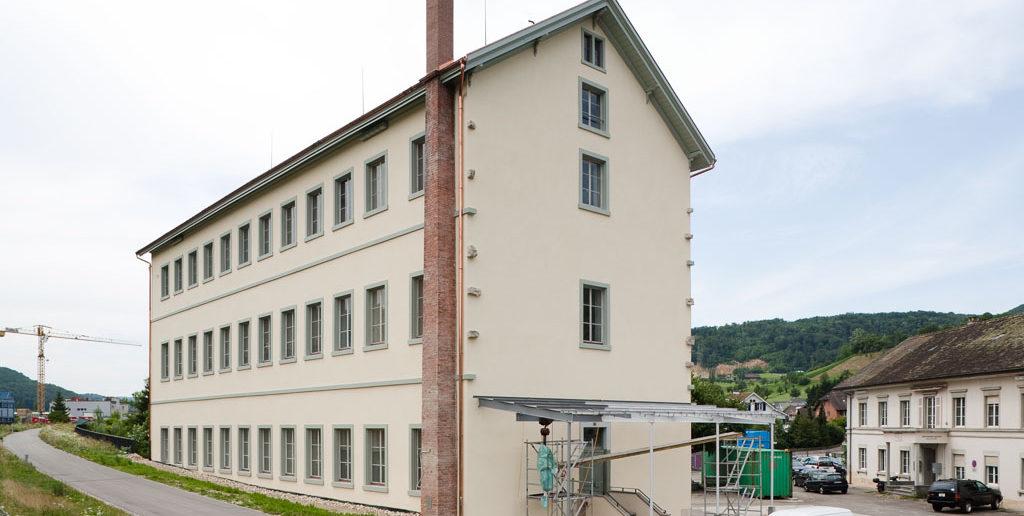 Untere Fabrik, Sissach © Börje Müller Fotografie