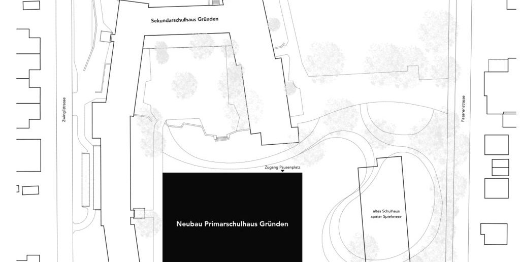 Situationsplan © Nord Architekten