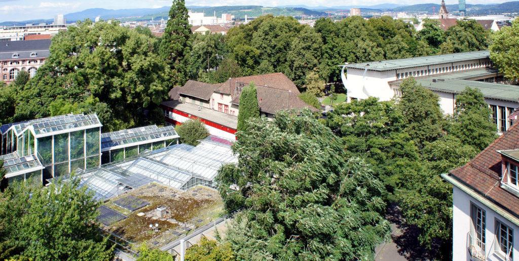 Spalentor, Aussicht © Architektur Basel