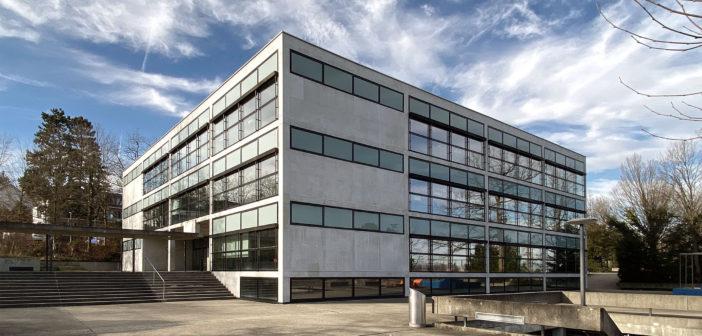 Schulhaus Spiegelfeld, Binningen © Simon Heiniger / Architektur Basel