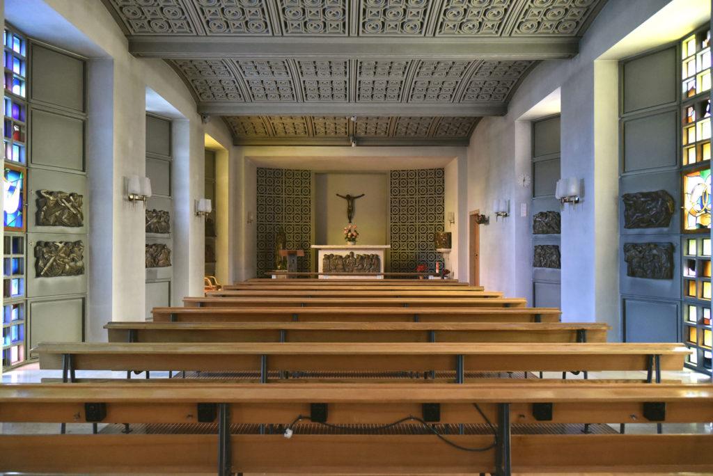 Spitalkapelle, Laufen © Architektur Basel