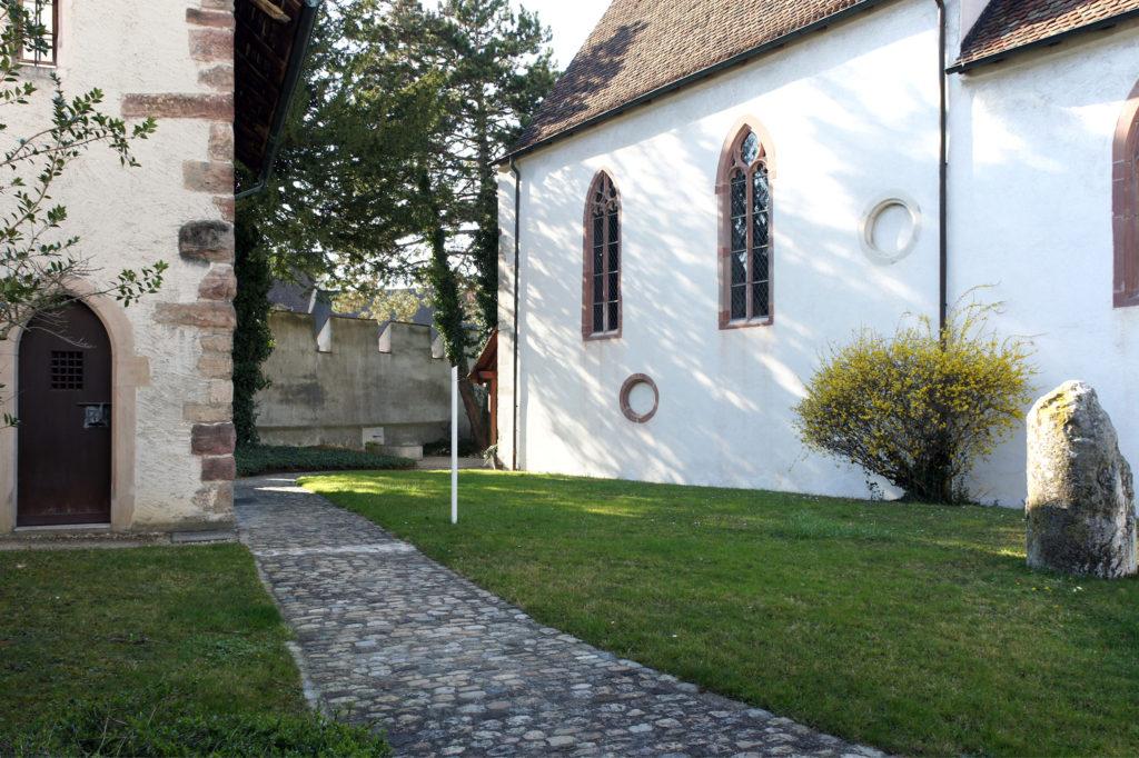 Wehrkirche St. Arbogast, Muttenz © Architektur Basel