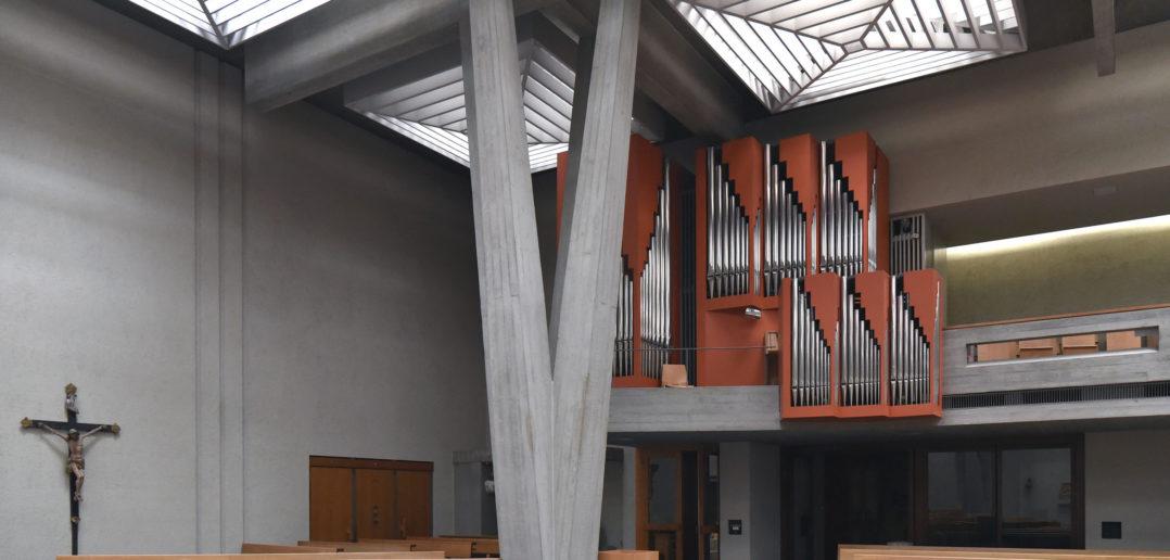 Römisch-katholische Kirche St.Peter und Paul, Allschwil © Architektur Basel