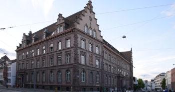 Ehemalige Gewerbeschule Basel © Architektur Basel