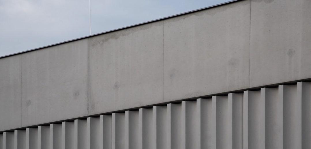 Pumpwerk Lange Erlen © Simon Heiniger / Architektur Basel