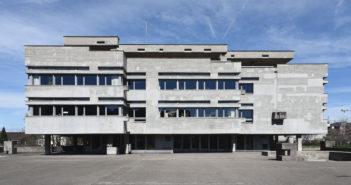 Schulhaus Neumatt Aesch © Architektur Basel